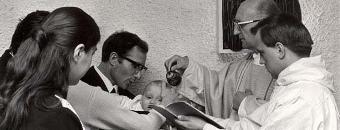1972 - Chrzest Jana Mazura